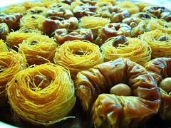 siropiasta (marixani) Tags: greek sweets thessaloniki syrup elpolloloco nikiforou  siropiasta  marixani saraglakia kataifakia