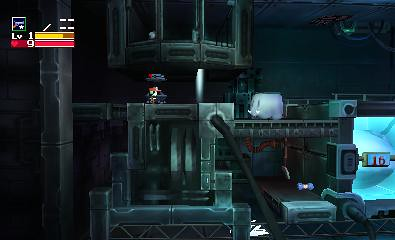 Cave Story 3D - Egg Room