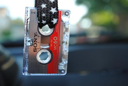 tape cinta cassette