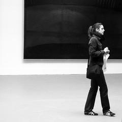 t. says s. (miles away) (sara | b.) Tags: b white black art me grey sara tommaso bodylanguage biennale venezia 2007 ottobre milesaway tomg fadetogrey thinkwiththesensesfeelwiththemind