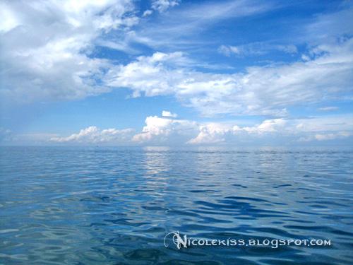 clear blue sky~