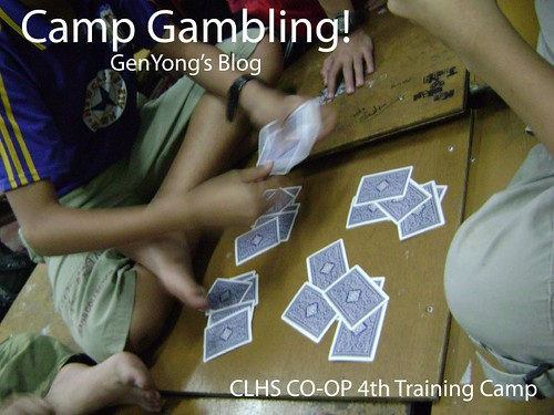Camp Gambling