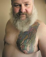 0020 (billpusztai) Tags: bear portrait man male men beard fiesta tucson bears beards whiskers barbe barbu billpusztai fiestadelososos