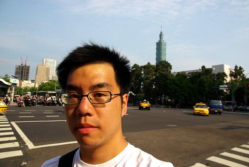 Cedric and Taipei 101
