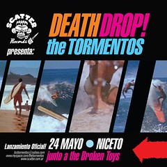 Flyer 10x10 The Tormentos