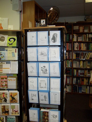 100_4989 New Yorker cards at Politics and Prose