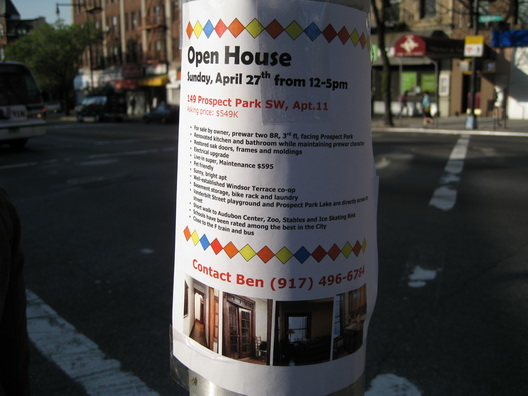 Windsor Terrace FSBO