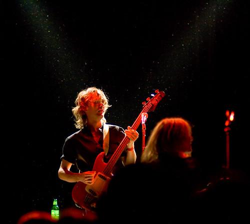 Lykke Li's guitarist