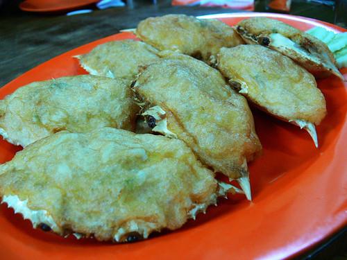 stuff crabs at tong juan