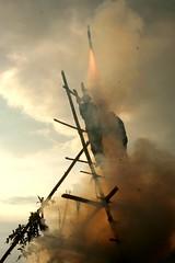 Under Fire (anahitox) Tags: festival asia rocket laos bang fai arnaud anahitox arnox khammouane rousselin gnommalath