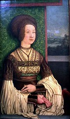 Empress Maria Blanca Sforza (dragonwoman13) Tags: pattern german caul