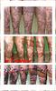 tatuagem oriental carpas fechamento de perna 2 TARZIA TATTOO -