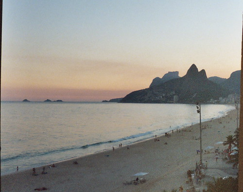 Ipanema Sunset - Hotel Room