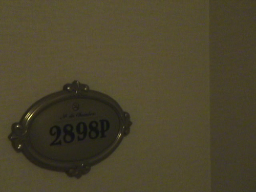Paris Hotel LV Room 2898P-  Video Tour
