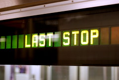 Last Stop Sign