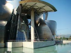 The Guggenheim- Bilbao, Spain (Christopher.V) Tags: spain bilbao guggenheim ghery
