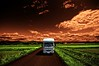 Weekend Home (/\ltus) Tags: japan hokkaido rv hokkaidolife higashikawa campingcar nothdr vantech zil520 pentaxk20d