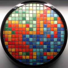 Mosaic (mag3737) Tags: art shop tile logo store airport mosaic dia denver squaredcircle squircle