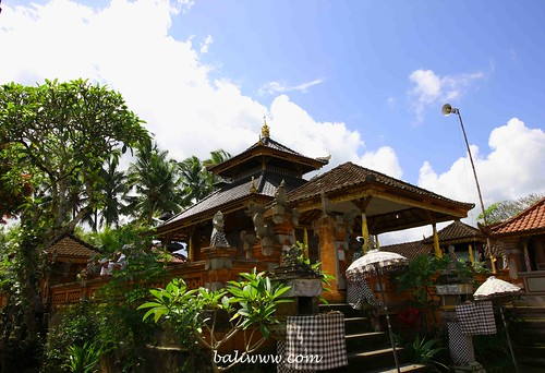 Pura Dalem Jawa (Langgar Temple)