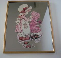 Sarah Kay mirror (Lucychan80) Tags: sarah toys kay 80s vintagesarahkay collectionjouetsvintage jouetsannes80 collectionsarahkay