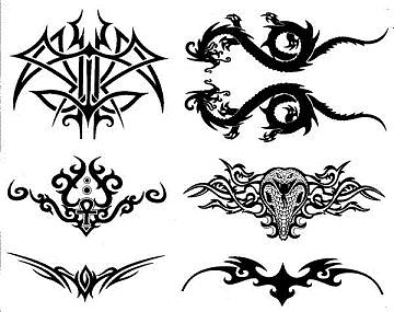 Tattoo Designs Lower Back