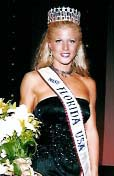 Julie Donaldson Wins Miss Florida USA 2000