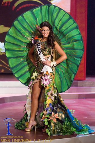 Brazil National Costume