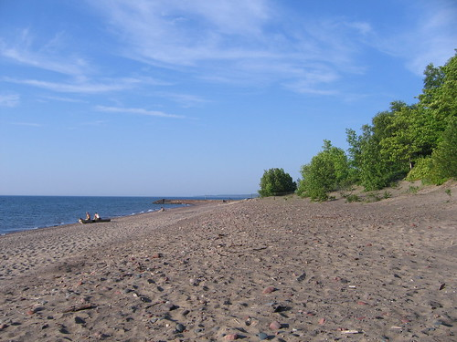 Lake Superior July 6