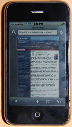 iPhone Blog