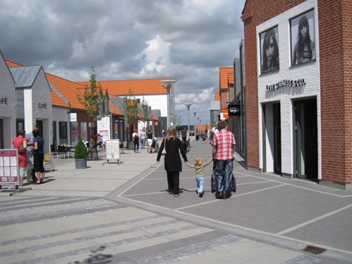 Outlets Center i Ringsted