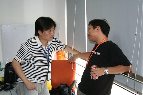 支付宝胡喜 vs. 淘宝毕玄(林昊)