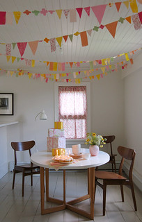 Molly's Sketchbook: A Party Garland