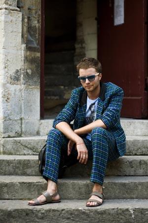 PARIS - men's fashion week ss09, 06/28/08