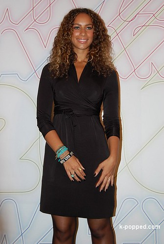 leona lewis mtv asia awards 2008