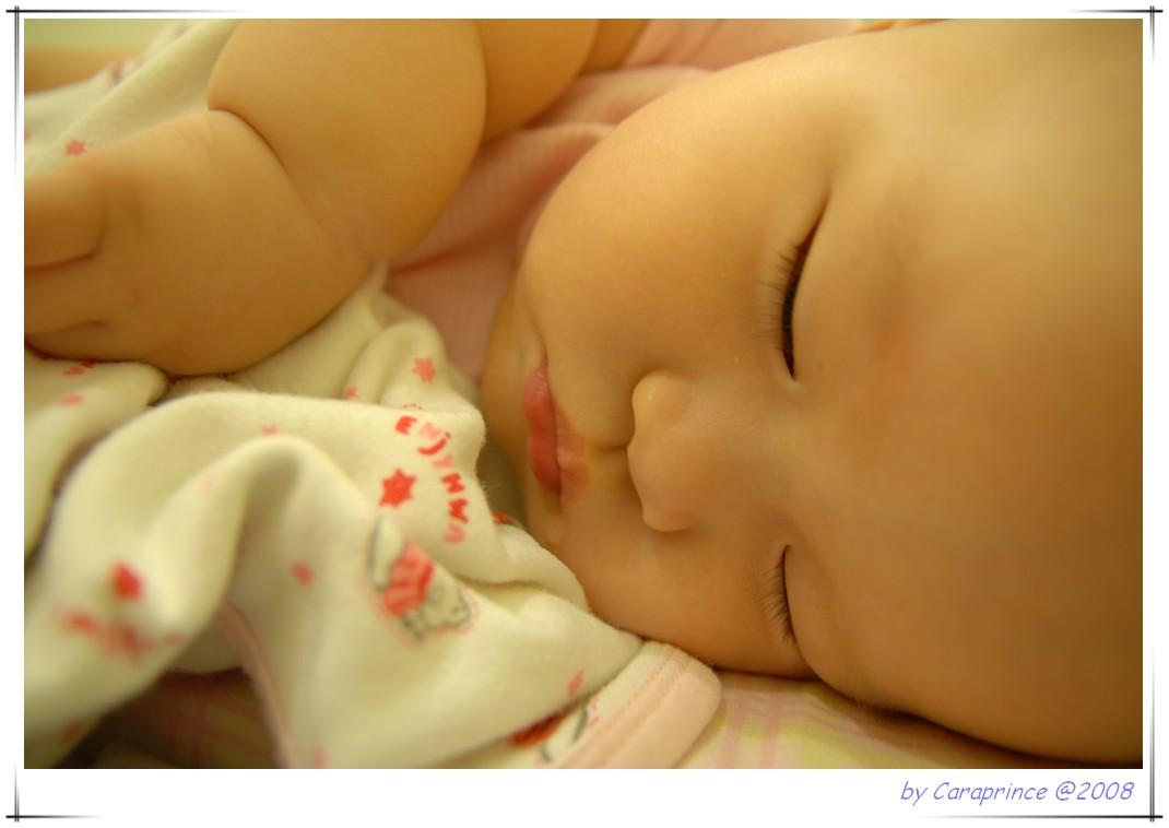 熟睡的小米
