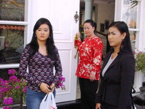 Drama Cindai Merah Lakonan Pekin, Sheera, Nadia Emily, Aznah Hamid