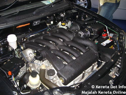 proton v6 engine prototype