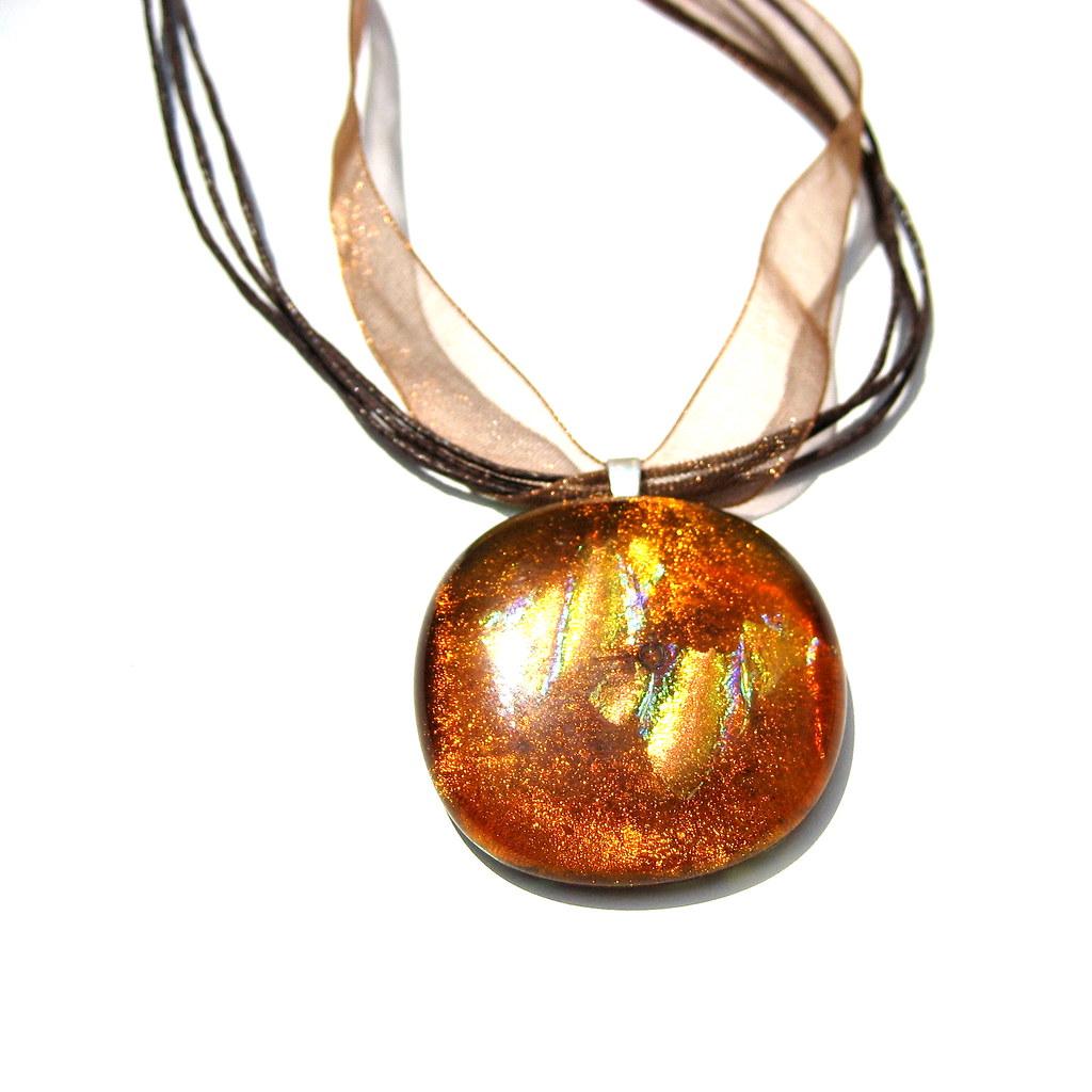 SOLD - Caliente Necklace