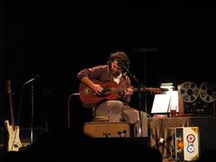 Eddie Vedder, NJPAC (riotonsunset) Tags: music rock concert tour solo eddievedder njpac mickarieta