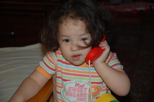 Hallo?
