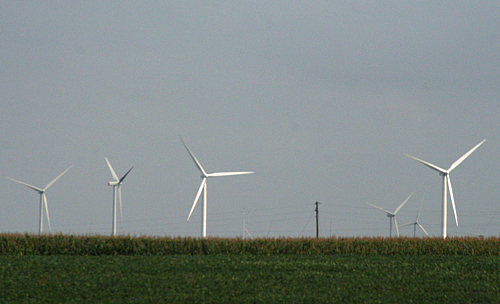 Illinois Wind Farm