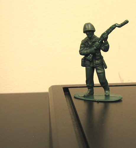 close up, soldier 3