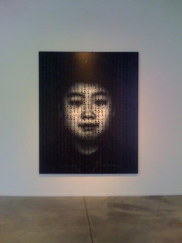 Zhang Dali @ Kiang Gallery