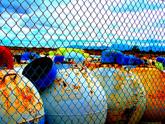 california toxic trash fence ball rust rusty round cylinder environment fencing rusting scrapyard fenced hazardous cylinders tanks gastanks leaking leaks scrapmetal chainlinkedfence bluetop bluecap fencedin leakage environmentalhazard propanetanks roundobjects bluelids industrialtrash rustingmetal explosivegas naturalgastanks roundmetalobject theothercalifornia theenvironmentalproblem propanebusiness roundtanks roundpropanetanks rustyoldtanks colorfulmetal colorfultrash colorfulwaste thecalifornianoonetalksabout propanedistributor rustedpropanetanks
