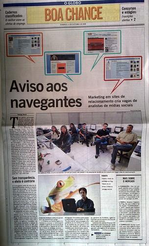 Boa Chance O Globo