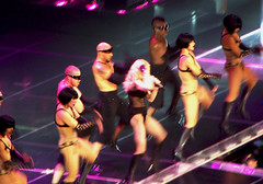 nyc: madonna's sticky and sweet (darwinism) Tags: nyc newyork concert live madonna vogue msg hardcandy stickyandsweettour