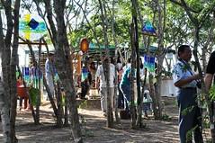 Mviles coloridos (karina Machin) Tags: arte bosque artistas 2008 artesanas duaca lasalamandra edolara noviembre08 artebosque2008