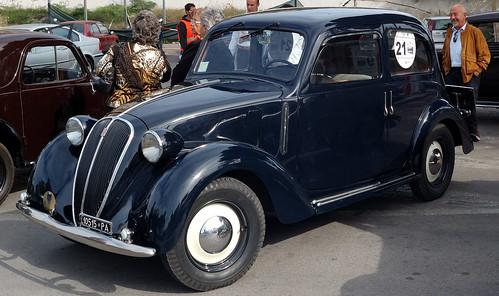 Fiat 508 C Balilla 1100 del 1938 coppa Florio Palermo 2008