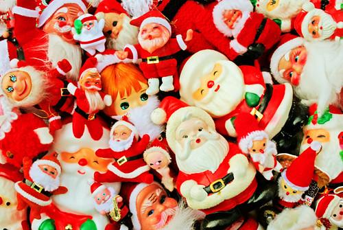 A Ho Ho Ho Lotta Santas