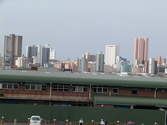 Durban from Passenger Terminal